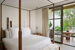 Lagoon Studio Suite Bedroom