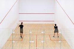 Recreational Facility - Squash