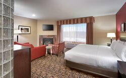 Our spacious Presidential Suits await you