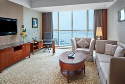 Deluxe River View Suite