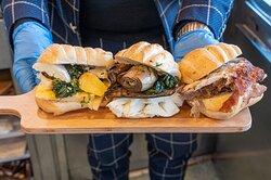 I nostri mini panini personalizzabili