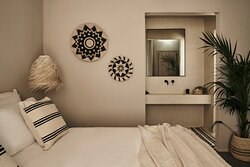 Junior Suite with Jetted Tub and Sea View