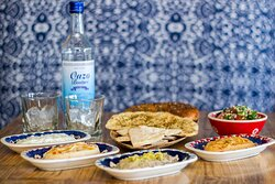 Not to forget the Greek Ouzo