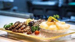 Seafood at Arjeela