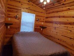 Cabin 3 bedroom #1