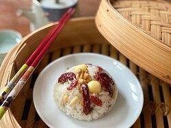 八宝饭 - Our new dessert for our new menu card :)