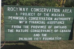 Rockway Conservation Area a project of the NIaggara