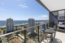 AVANI-Broadbeach-2-Bedroom-Premier-Ocean-Suite-Balcony-View-3