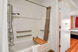 Motel Moultrie GA Bathroom ADA