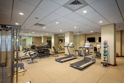 Enjoy a variety of equipment which is sure to meet your needs.