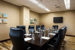 We're happy to host your next board meeting.