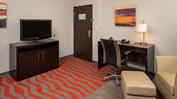 Spread out when you book one of our King Suites.