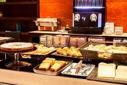 Breakfast Buffet - Bread, Pastries & Coffee