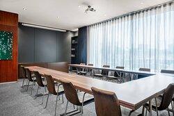 Forum A Meeting Room - U-Shape Setup