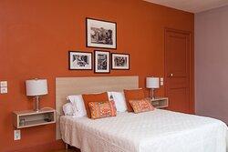 Suite Capluc chambre principale