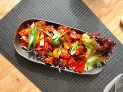 Bombay Chili Chicken