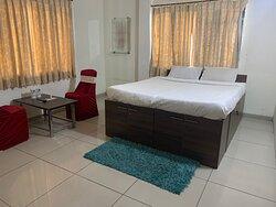 Hotel JK Lions - Koradi, Nagpur, Room