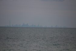 Toronto can be seen from here