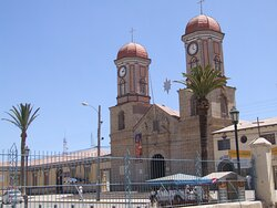 Iglesia chica de Andacollo, Región de Coquimbo.