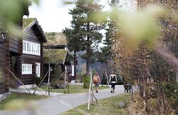Secluded Luxury in Glomset