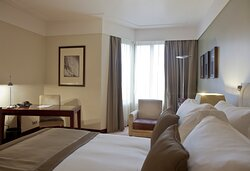 Book our comfortable and spacious Deluxe rooms with free WiFi