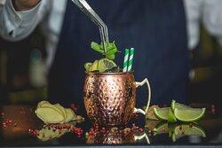 Cocktail @SomosLounge