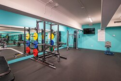 Maui Eldorado Fitness Room