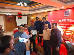 BEST EMPLOYEE MARCH 2021 IN EMPIRES HOTEL PARADEEP