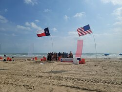 The Family World Sandcastle Championship on South Padre Island