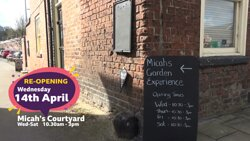 Micah's opening times from 14th April.
