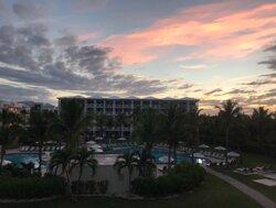 Colorful sunrises
