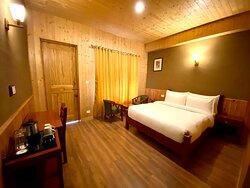 Royal category room at Shivadya Tirthan Valley, Nagini