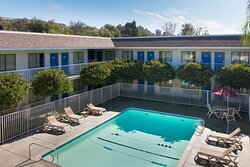 Motel Temecula Rancho CA Pool