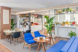 Breakfast Area - Cantina A'Ollo
