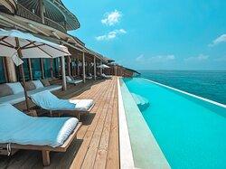 Our Chapter 2 villa deck