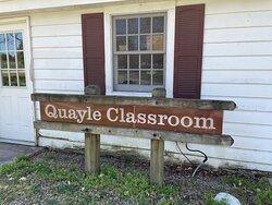 Chippokes Plantation Quayle Classroom