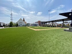 Katy ballpark