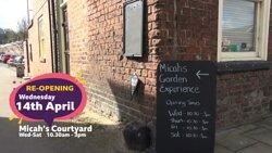 Open tomorrow - Wednesday 14th April