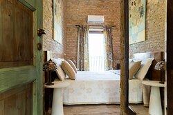 Camera van Gogh con bagno privato