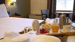 Breakfast In Room