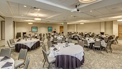 Event space near bellingham's airport with delicious catering