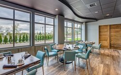 Northwater caters to meeting space with private dining available
