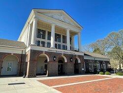 American Revolution Museum at Yorktown Entrance