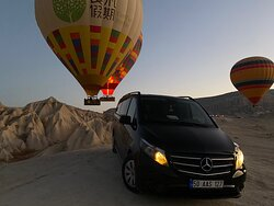 Cappadocia Balloon Travel
