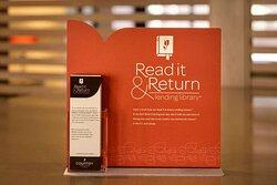 Read it & Return Lending Library