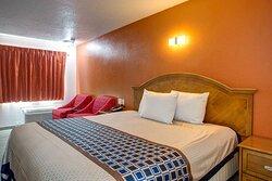 Motel Branson MO Bed
