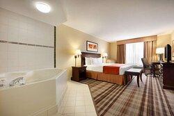 Whirlpool Room-King Bed