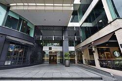 Ansa Kuala Lumpur Bintang Walk Entrance