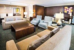 Studio Suite - Hospitality Suite - Full Room View