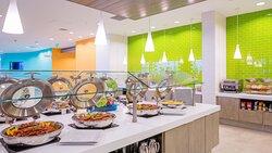Breakfast Buffet at Holiday Inn Resort Destin Fort Walton Beach